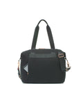 Storksak Stevie Luxe Black Scuba Changing Bag