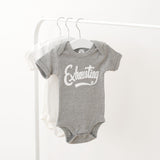 Exhausted / Exhausting Mum & Baby T Shirt & Baby Vest Set