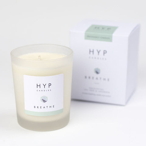 Breathe HYP Candle