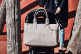 JEM + BEA Jemima Grey Changing Bag