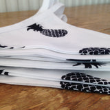 Mama Designs Monochrome Pineapple Bunting