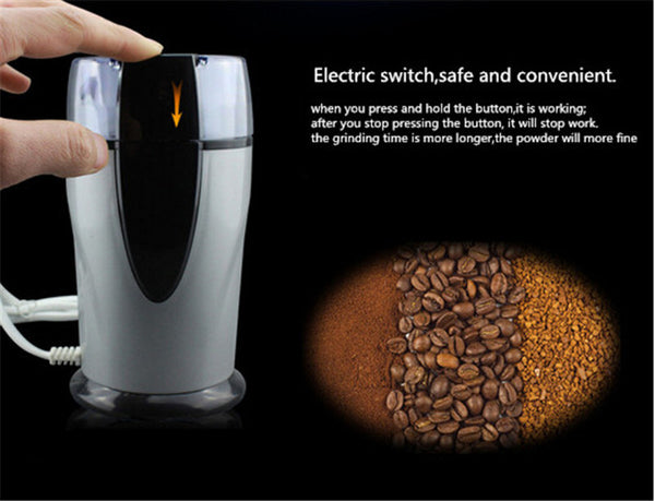 TintonLife High Quality Coffee Grinder Electric 220v-240V - Zeat - 6
