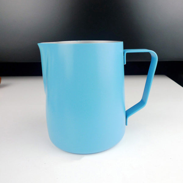 Color Espresso Coffee Milk Pitcher  Kitchen Home Craft Coffee Jug - Zeat - 3
