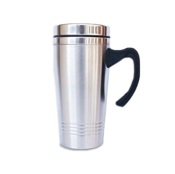 High Quality 450ml Stainless Steel Thermos Mug Travel Mugs Thermo Cup - Need Coffee Time