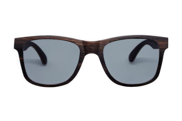 Ebony - Classic - Timbered sunglasses, Wooden sunglasses - Wooden sunglasses, Timbered - Timbered