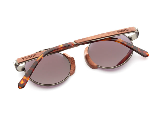 W&M - Rosewood - Timbered sunglasses, Træ solbrille - Wooden sunglasses, Timbered - Timbered