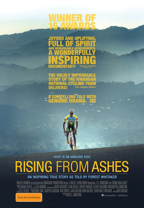 Rising From Ashes – DVD -- Where it all began!