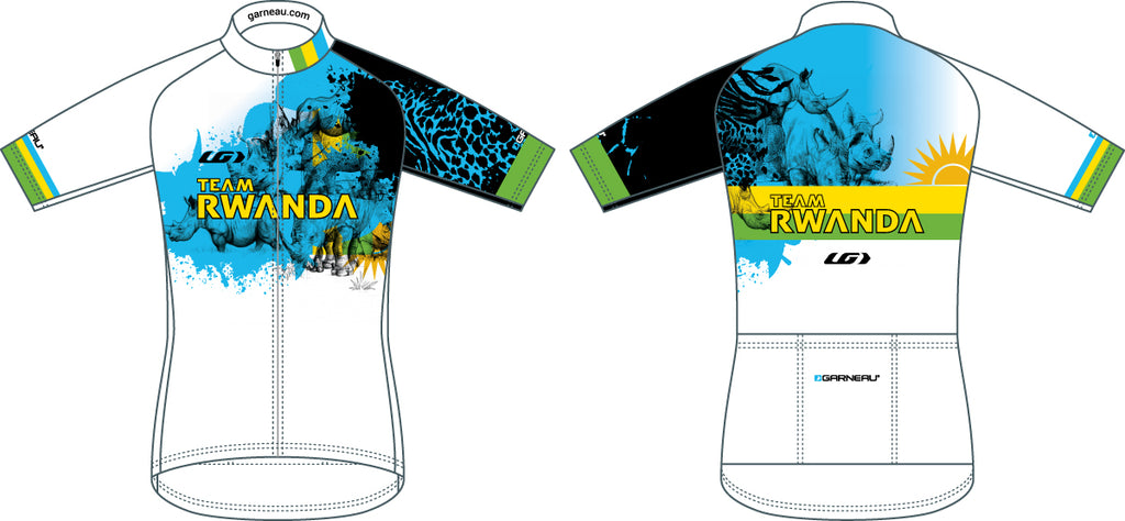 Special Edition Rhino Short Sleeve Jersey from Colorado Classic