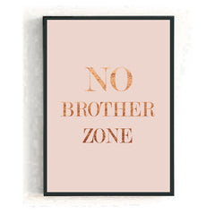 No brother zone