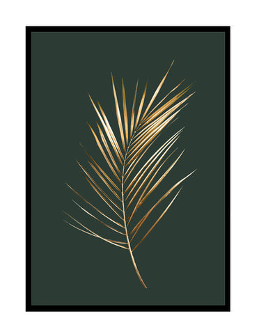 GILDED LEAVES - GOLD/GREEN PART 2