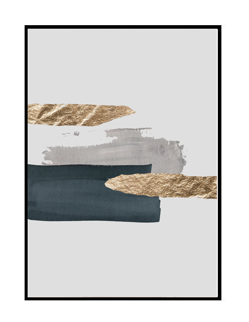GREY PAINT COLLAGE