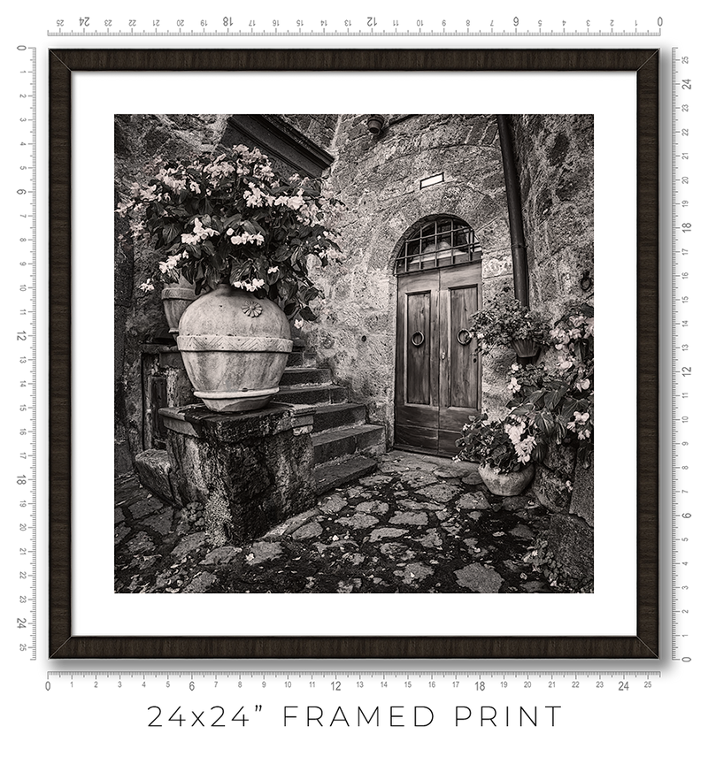 Civita Charm - Igor Menaker Fine Art Photography