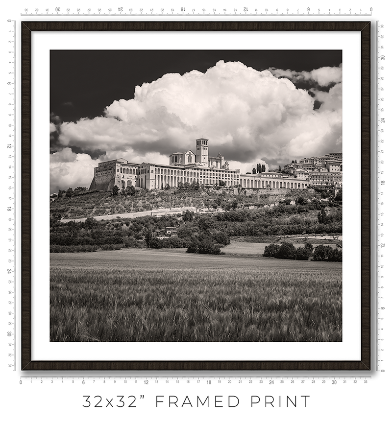 Assisi - Igor Menaker Fine Art Photography