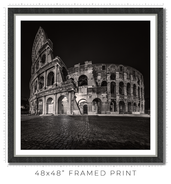 Piazza del Colosseo - Igor Menaker Fine Art Photography