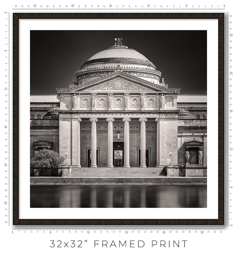 Museum of Science and Industry - Igor Menaker Fine Art Photography