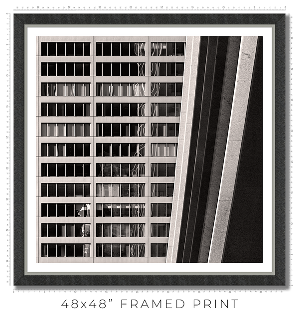 Chase Tower - Igor Menaker Fine Art Photography