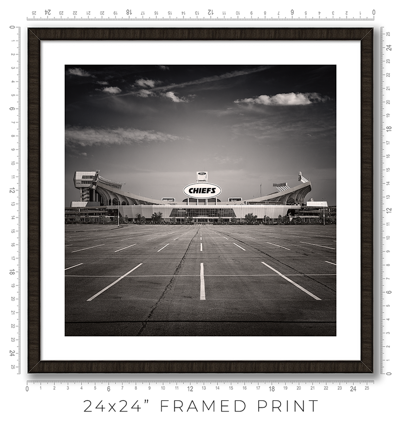 Kansas City Chiefs - Igor Menaker Fine Art Photography
