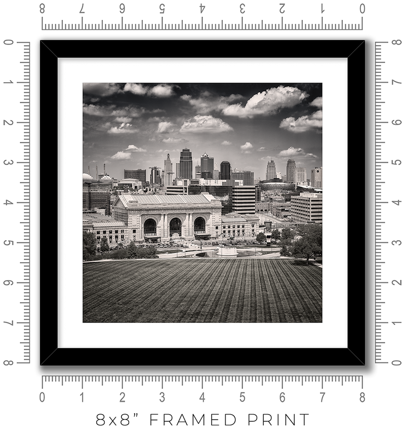 Kansas City Union Station - Igor Menaker Fine Art Photography