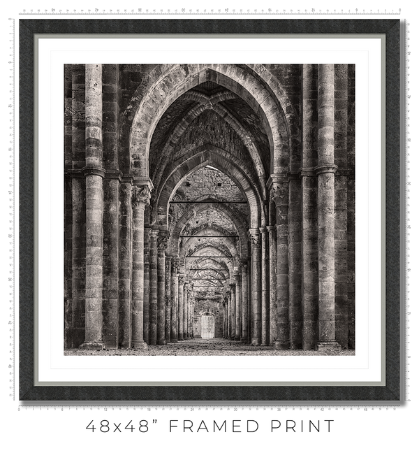 Abbey of San Galgano - Igor Menaker Fine Art Photography