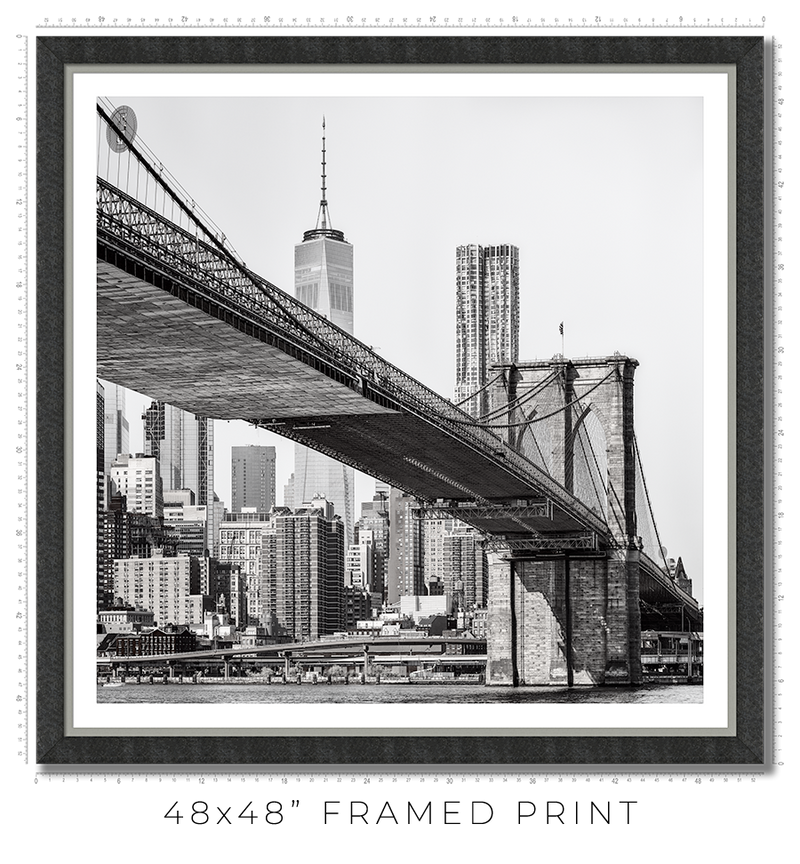 Brooklyn Bridge - Igor Menaker Fine Art Photography