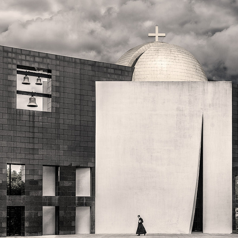 Chapel of St Basil - Igor Menaker Fine Art Photography