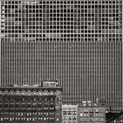 Chicago Grid - Igor Menaker Fine Art Photography