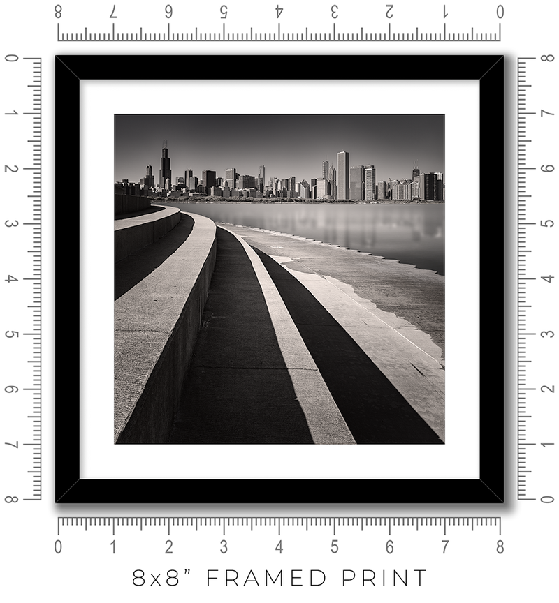 Chicago Lines - Igor Menaker Fine Art Photography