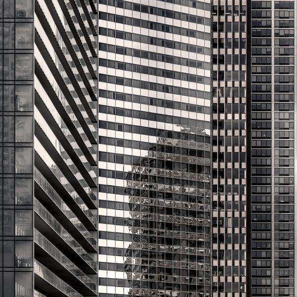 Chicago Quilt - Igor Menaker Fine Art Photography