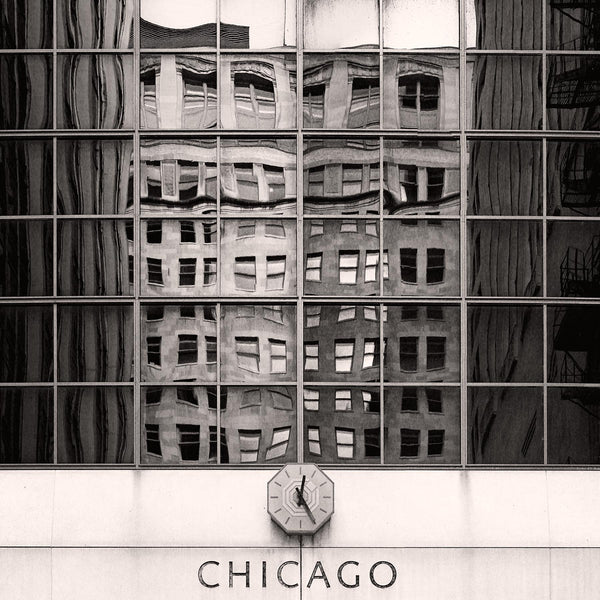 Chicago Reflections - Igor Menaker Fine Art Photography
