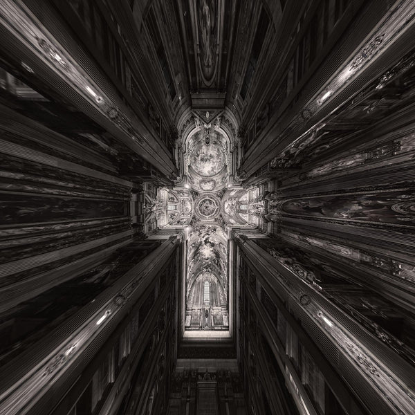 Church of the Gesu in Rome - Igor Menaker Fine Art Photography