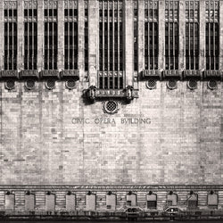 Civic Opera - Igor Menaker Fine Art Photography