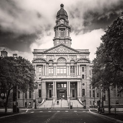 Courthouse - Igor Menaker Fine Art Photography