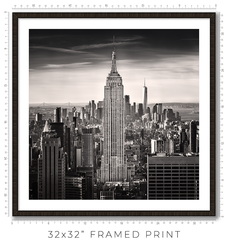Empire State - Igor Menaker Fine Art Photography