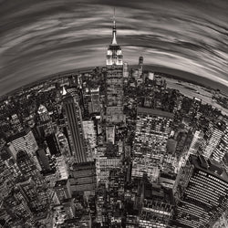 Empire State Night - Igor Menaker Fine Art Photography