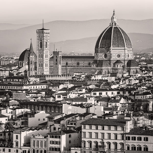 Florence Sunrise - Igor Menaker Fine Art Photography