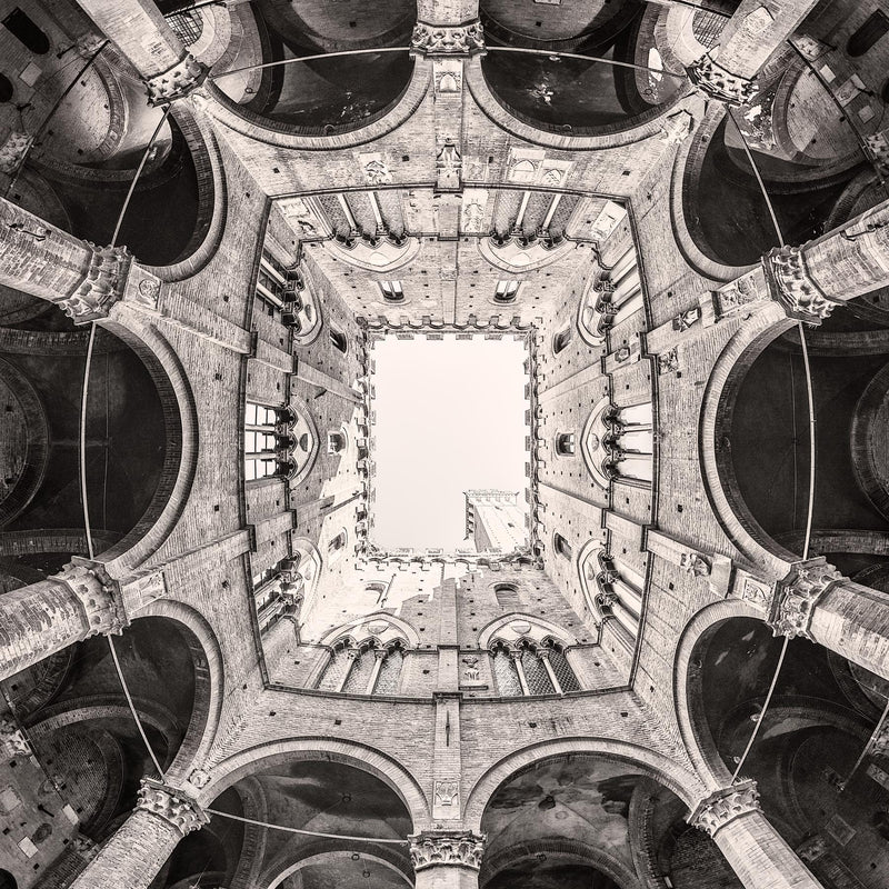 Heart of Siena - Igor Menaker Fine Art Photography