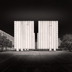 JFK Memorial - Igor Menaker Fine Art Photography