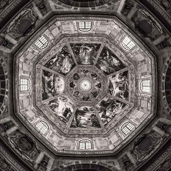 Medici Chapel in Florence - Igor Menaker Fine Art Photography