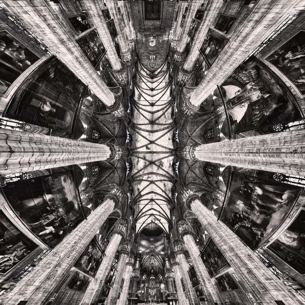 Milan Cathedral - Igor Menaker Fine Art Photography