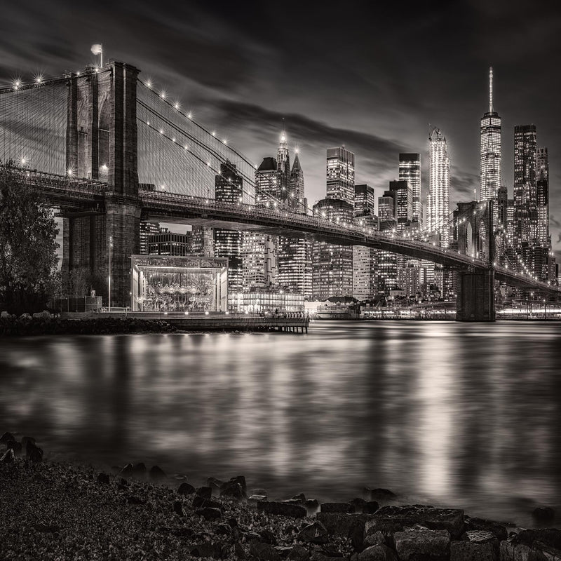 NYC Skyline - Igor Menaker Fine Art Photography