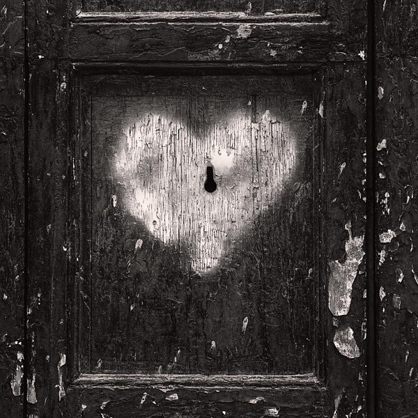 Only You Have The Key - Igor Menaker Fine Art Photography