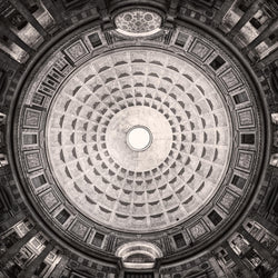 Pantheon in Rome - Igor Menaker Fine Art Photography