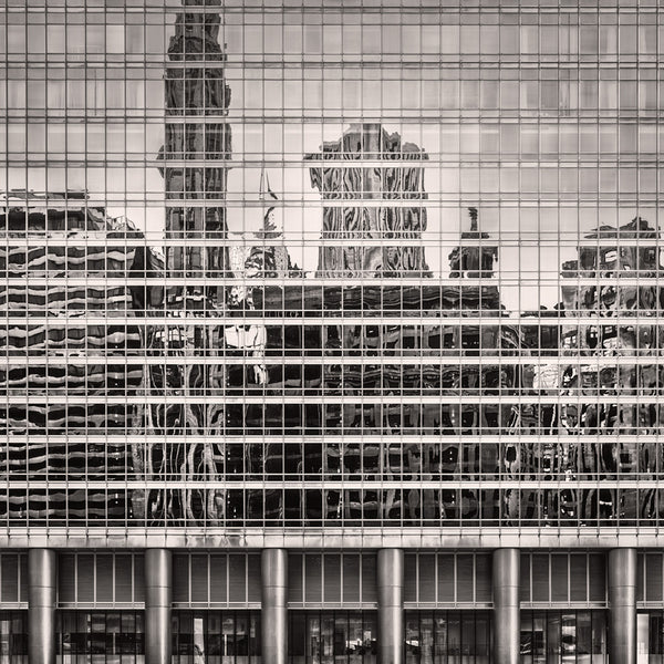 Steel and Glass - Igor Menaker Fine Art Photography