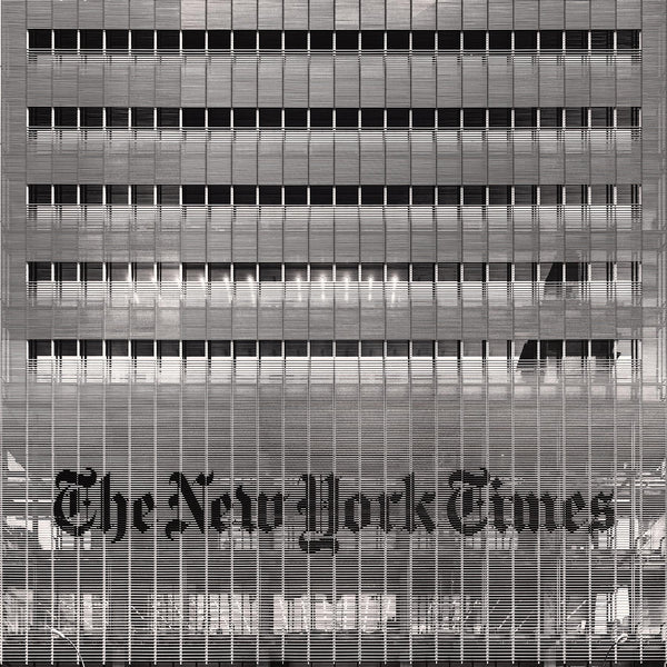 The New York Times - Igor Menaker Fine Art Photography