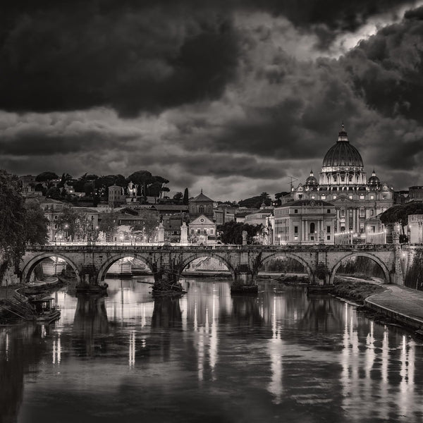 Tiber River - Igor Menaker Fine Art Photography
