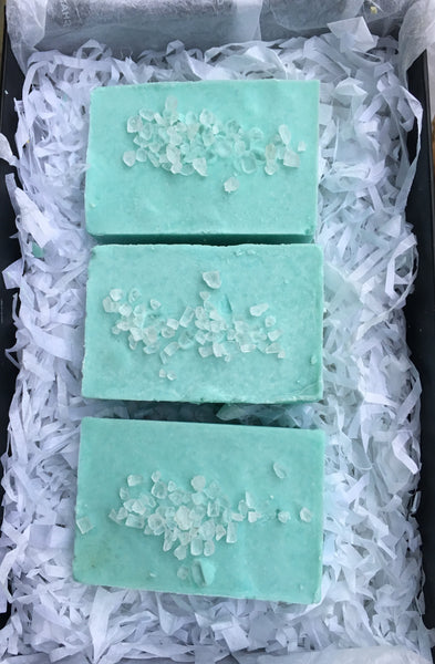 Bermuda Bay Salt Bar Soap - Fisher Soap Company, LLC