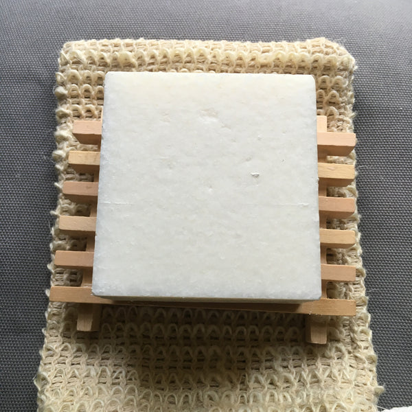 Pits & Bits Sea Salt Soap Salt Soap Bar - Fisher Soap Company, LLC