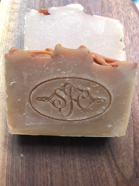 Lemon Biscotti Soap Limited Edition Holiday Soap bars - Fisher Soap Company, LLC