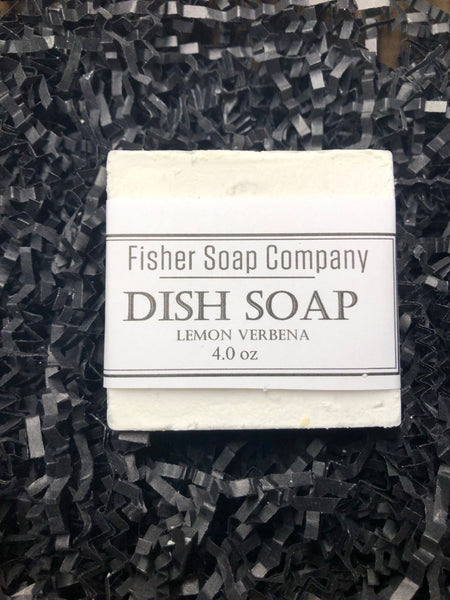 Dish Soap  - Fisher Soap Company, LLC