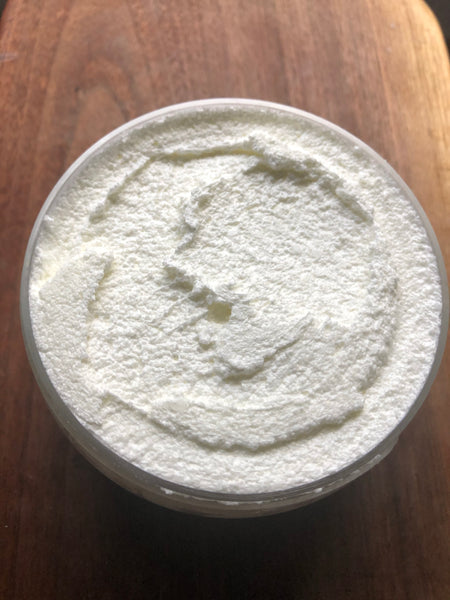 Lemon Verbena Shower Frosting